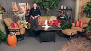 Woodard Atlas Patio Furniture Overview