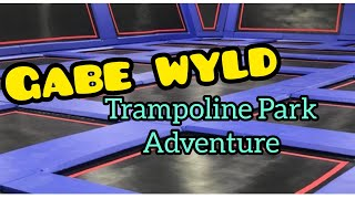 Fun At The Trampoline Park