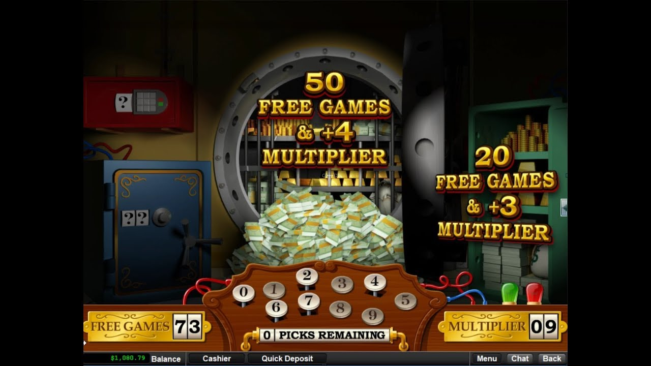 Online Gambling For Real Cash
