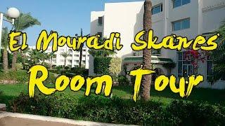 ТУНИС: El Mouradi Skanes 4 Отзывы Room Tour