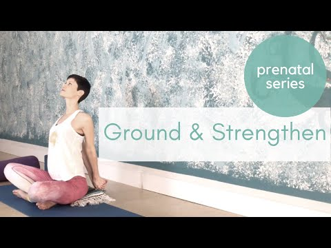 Prenatal Yoga: A Grounding and Relaxing Yoga Sequence for your Pregnancy