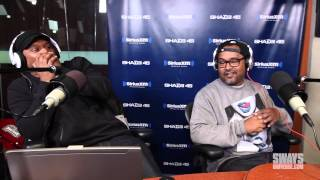 Mad Skillz Kicks A Style On Sway In The Morning