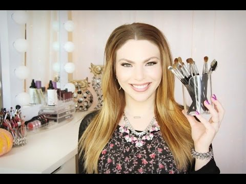 Sephora Collection PRO Makeup Brushes ★ Review + Recommendations PART 2 ★ Eyes | BeautyBuzzHub