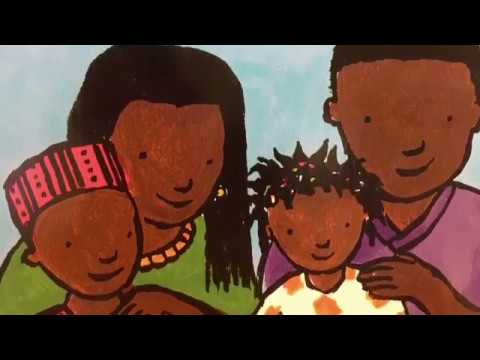 K is for Kwanzaa Book Reading