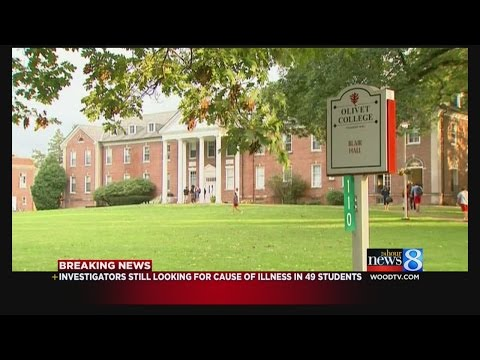49 Olivet College students at same dorm fall ill