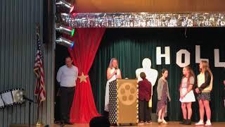 Katie's Elementary School Graduation Speech
