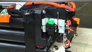 2007 ford escape hybrid battery cooling fan
