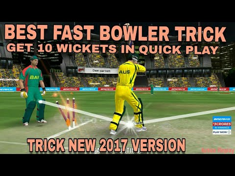 WCC2 GET 10 WICKETS WITH FAST BOWLER IN 2.5.6 VERSION | QUICK PLAY