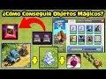 Novedad: ¿Cómo Conseguir Objetos Mágicos? ¿Cómo Aprovechar los Juegos de Clanes? Clan Games