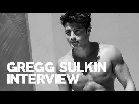 Gregg Sulkin Gives RAW Interview