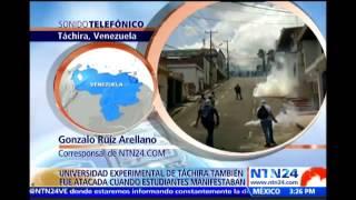 contacto en vivo con ntn24 internacional enfrentamientos ula tchira