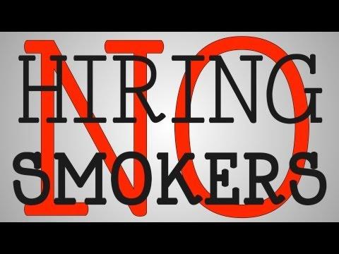 Working Nurse | Ban On Hiring Smokers