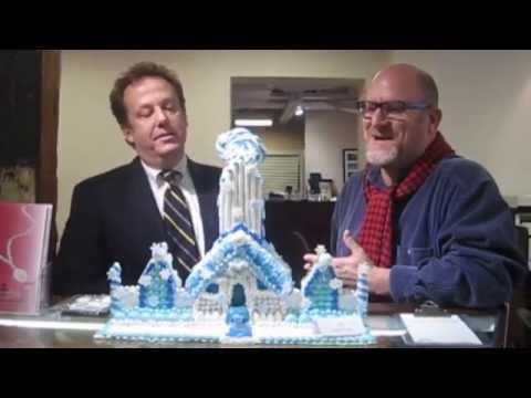 University of Kentucky Art Museum Director Stuart Horodner Reviews the Gingerbread Houses For Hope