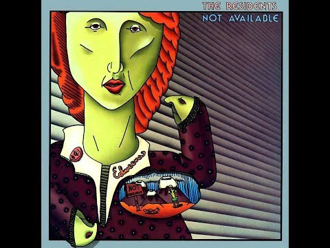 The Residents, Not Available 2010 (vinyl record)