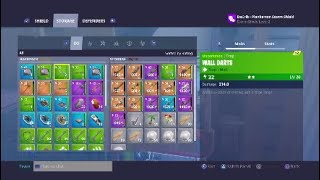 Unlimited Vault Storage Fortnite Save The World Glitch (february 2018)
