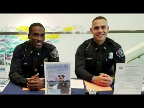 Detroit Police Department looking to hire more Detroiters
