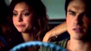 "Vampire Diaries Season 5 Episode 3 Katherine/Elena ""You know he was your one true love"""