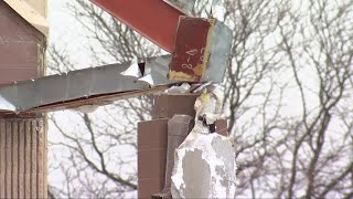 Sports Authority building in Billings torn down