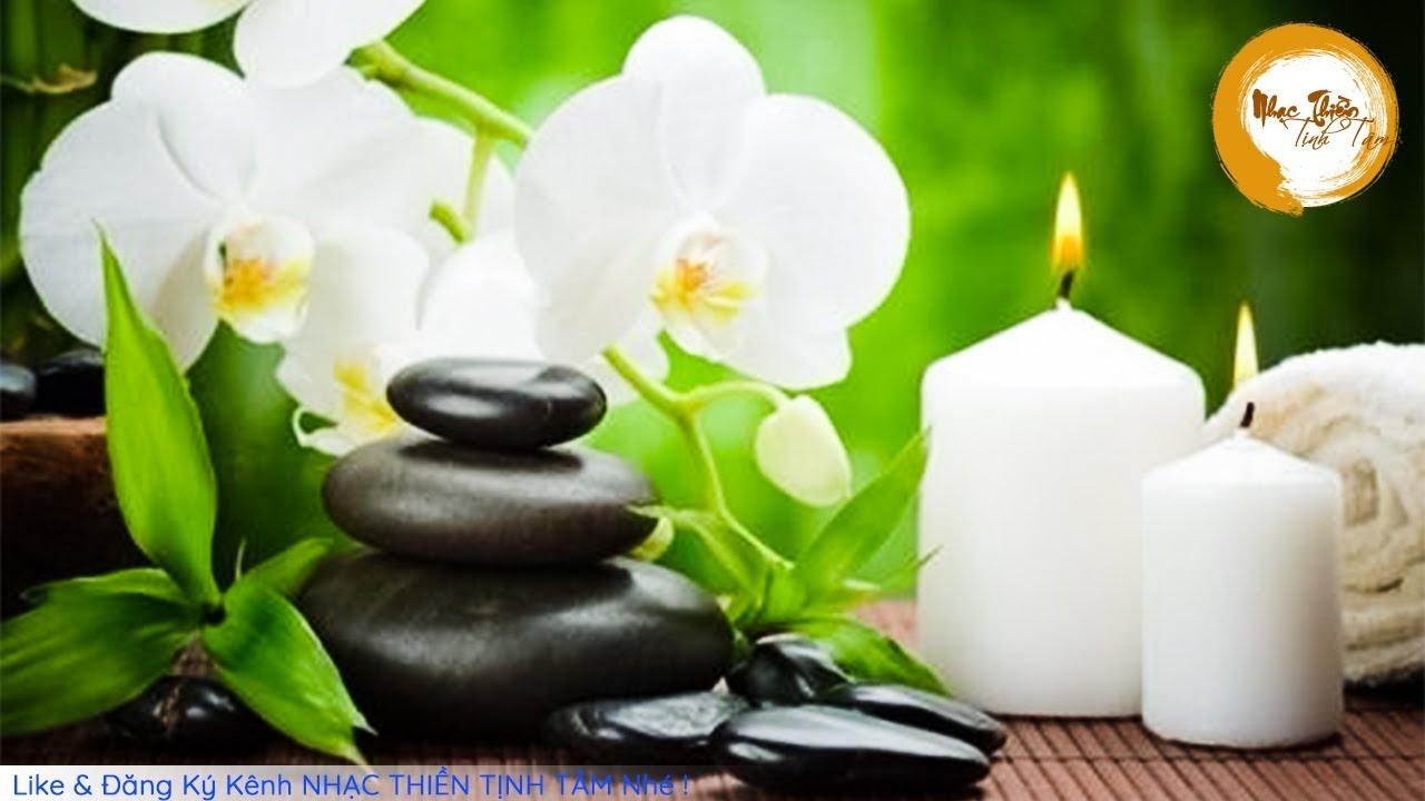 Nhạc Thiền Tịnh Tâm - Trút Bỏ Muộn Phiền Thư Thái An Lạc Ngủ Ngon - Meditation music buddha