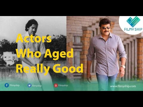 10 Telugu Actors Who Aged Really Good
