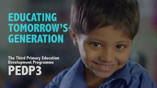 Bangladesh: Educating Tomorrow's Generation