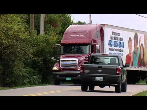 Commercial Truck Driving--Tennessee Technology Center, Chattanooga State