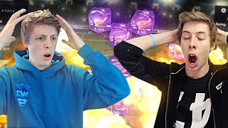 11 GOALS in 1 GAME!! EXTINCT PURPLE WAGER - FIFA 15