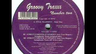 Street corner symphony-Symphonic tonic (H²O live mix)