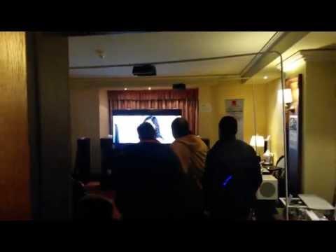 HIFI Expo Sofia 2014 - Dolby Atmos demonstration AVITEEL Room
