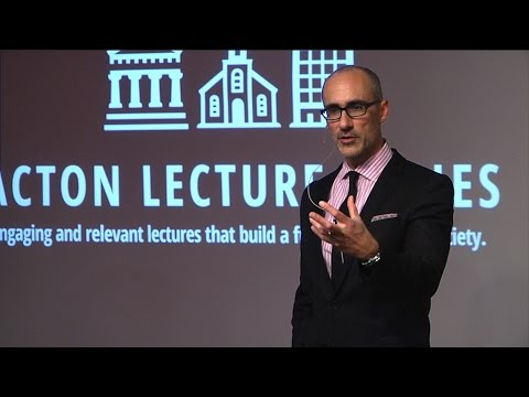 A Formula For Happiness (Arthur Brooks - Acton Institute)