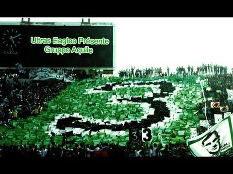 Gruppo Aquile : Al Wada3 Yal Masrar Zakaria Zerouali (Ultras Eagles)