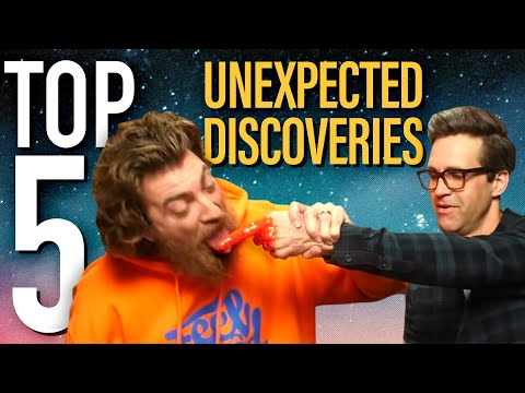 Top 5 Unexpected Discoveries of 2020