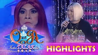 It's Showtime Miss Q and A: Vice Ganda laughs off Lady Matutina's facial expression