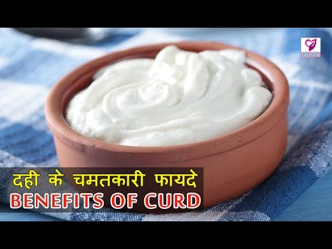 Benefits Of Curd | दही के चमतकारी फायदे | Health Care Tips In Hindi