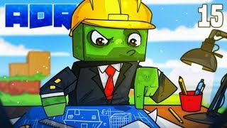 Minecraft: ADRIFT - CONSTRUCTION TIME! (Ep.15)