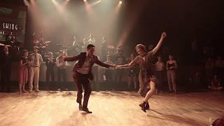 [Bordeaux Swing Festival] J&J Final - Gordon Webster Band
