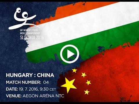 HUNGARY : CHINA
