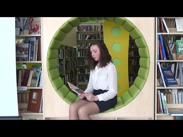 Изображение предпросмотра прочтения – ИринаЕльсукова читает произведение «Предчувствую тебя» А.А.Блока