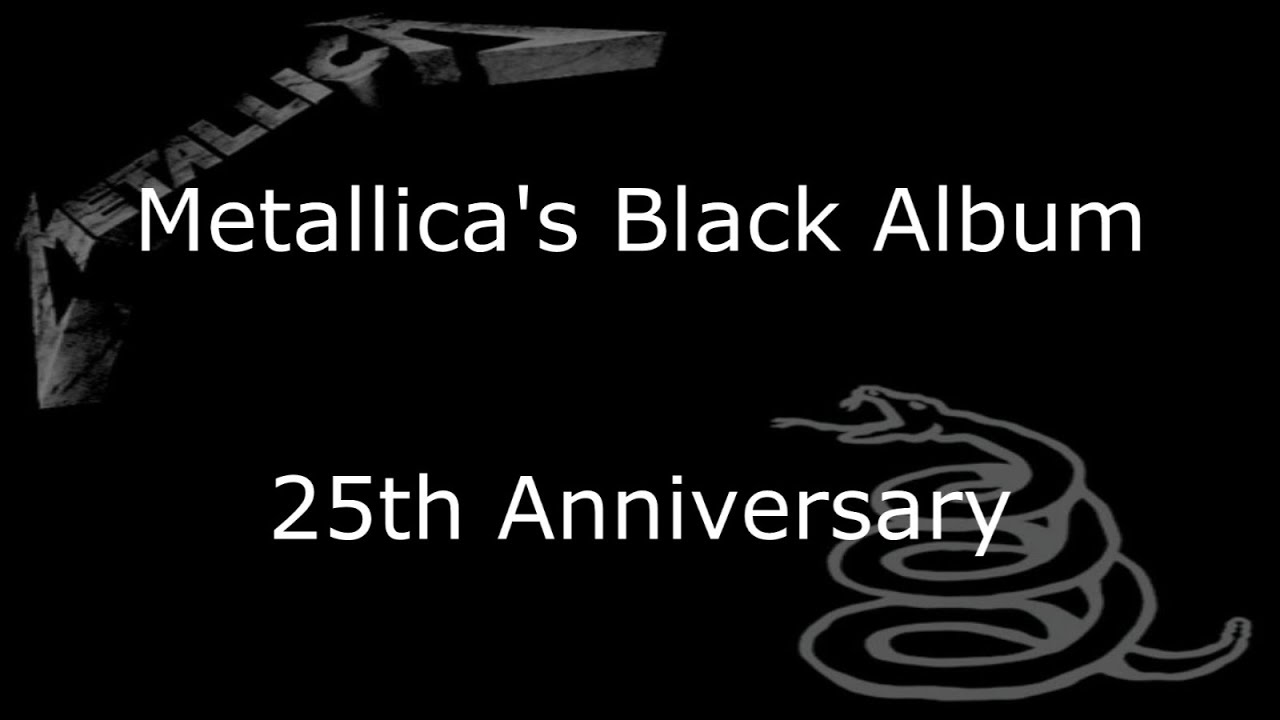 Metallica - Nothing Else Matters (Guitar Solo Cover) #25YearsBlack