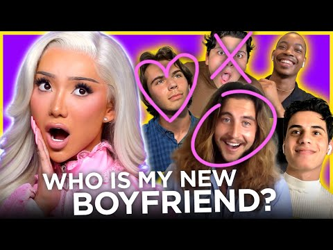 NIKITA DRAGUN DATES 8 GUYS at once to find her BOYFRIEND! | Date Drop