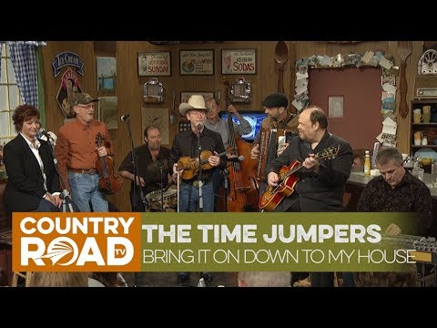 The Time Jumpers sing