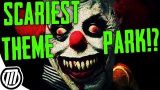 The Park (HORROR GAME) - Scary Theme Park!? - FULL Gameplay Walkthrough Live Stream 1080p