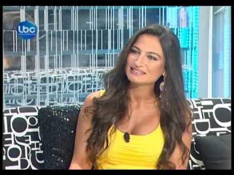 "Mrs. Myriam Skaff Wife Of Elias ""Elie"" Skaff Discusses Zahle Lebanon On LBC News"