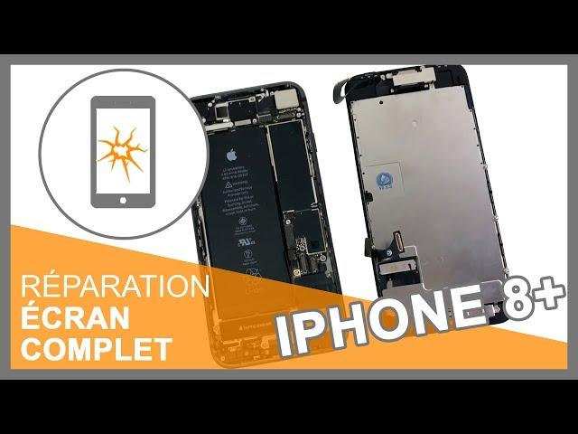 Réparation écran complet iPhone 8 Plus
