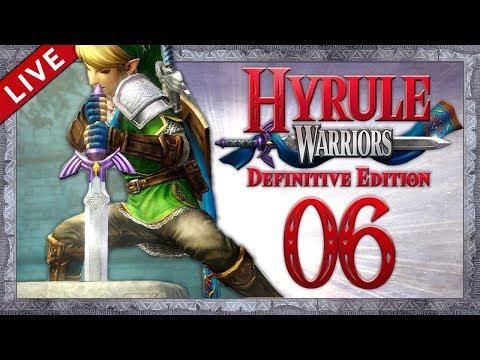 HYRULE WARRIORS: DEFINITIV EDITION #6: Das Master-Schwert bannt das Böse! [1080p] ★ Let's Play