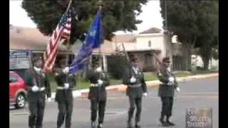 Veterans Day Parade and Dinner - by Michael B. Clayton