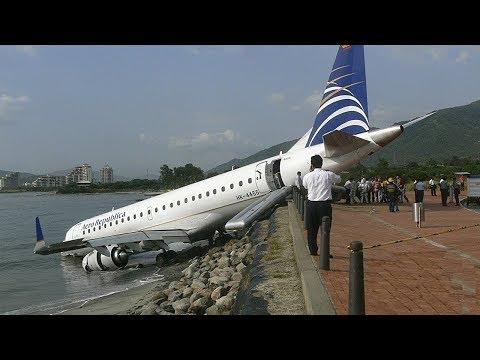 Dünya Tarihinin En Korkunç Uçak Kazaları