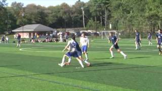 Acton Boxborough Jr Varsity Boy Soccer vs LS 9/18/13