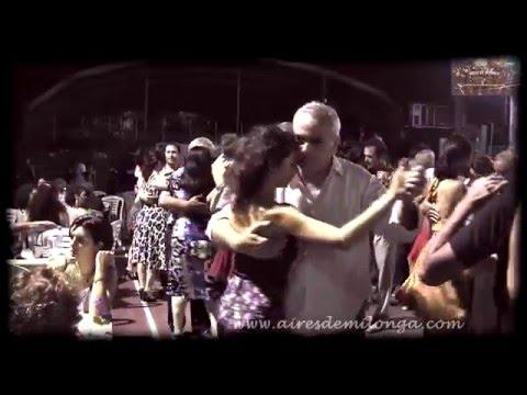 La Veraniega en Club Ferro, tango en Buenos Aires