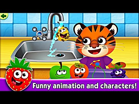 Kindergarten Learning Games - Game for Kids and Toddlers